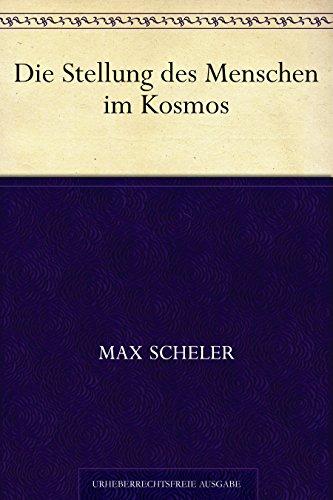 Die Stellung des Menschen im Kosmos (German Edition)