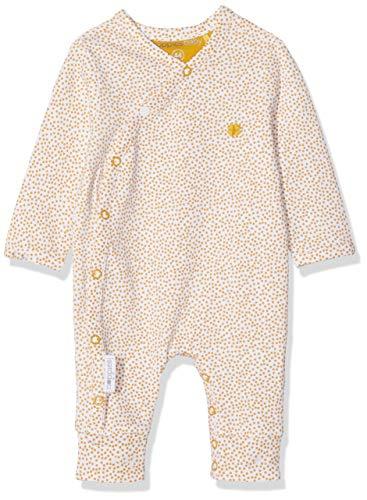 Noppies U Playsuit Dali Mono, Amarillo (Honey Yellow C036), 58 (Talla del Fabricante: 56) para Bebés
