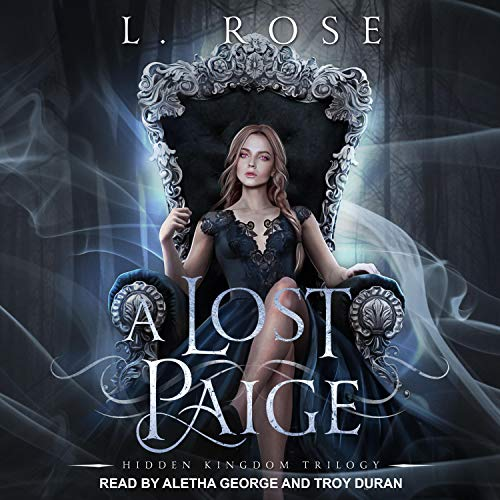 A Lost Paige Audiobook By L. Rose cover art