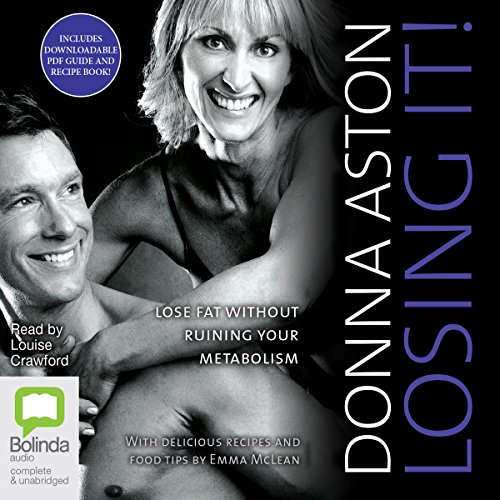 Losing It! audiobook cover art