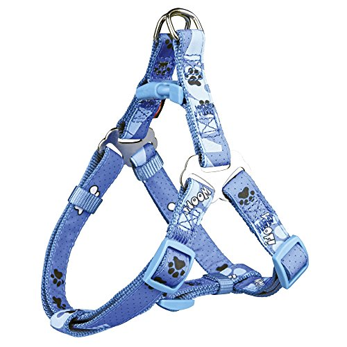 TRIXIE Modern Art One Touch Woof Hund Harness-Parent