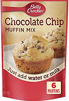 9-Pack Betty Crocker Chocolate Chip Muffin Mix 6.5 oz