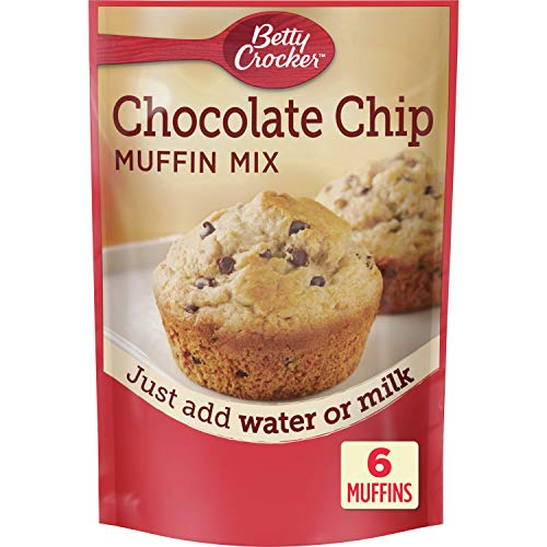 Betty Crocker Chocolate Chip Muffin Mix 9-Pack Now $6.62