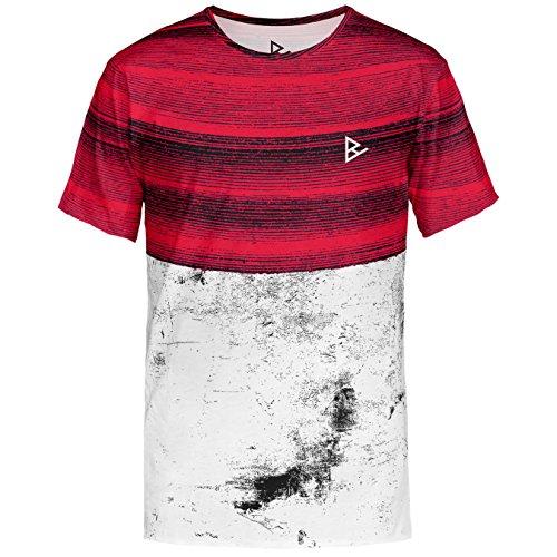 Blowhammer - Camiseta de Hombre - Raster - M