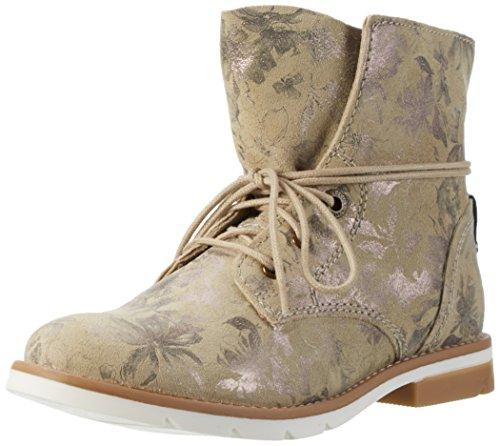 s.Oliver Damen 25203 Chukka Boots, Beige (Sand/PEWT.Flow 496), 37 EU