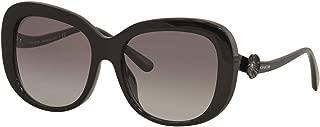 Sunglasses Coach HC 8263 U 500211 BLACK