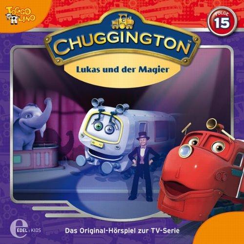 Lukas und der Magier (Chuggington 15) Titelbild