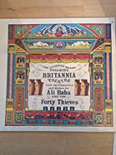 The Juvenile Drama: Pollock's Britania Theatre with the Characters and Scenes for Ali Baba and the Forty Thieves