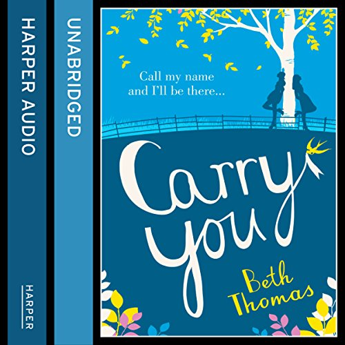 Carry You audiobook cover art