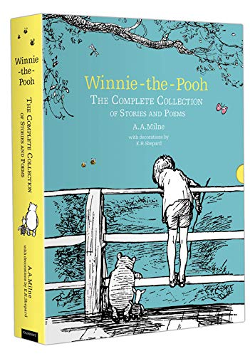 Milne, A: Winnie-the-Pooh: The Complete Collection of Storie (Winnie-The-Pooh - Classic Editions)