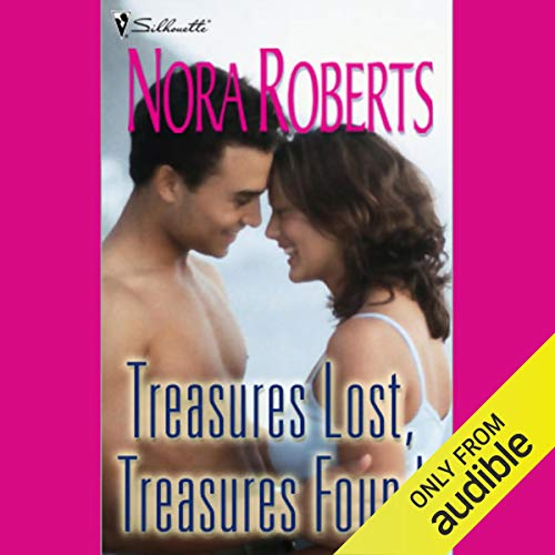 Treasures Lost, Treasures Found audiobook cover art