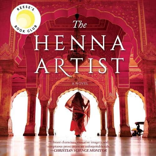 The Henna Artist Audiobook By Alka Joshi cover art