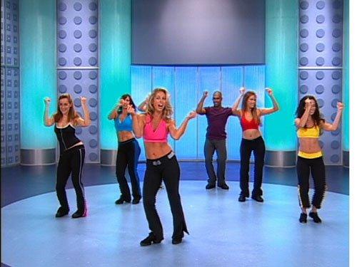 『デニス・オースティンのファット・バーニング・4ダンス・ダイエット [DVD]』の4枚目の画像