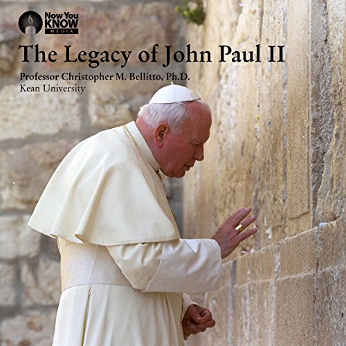 The Legacy of John Paul II audiobook cover art