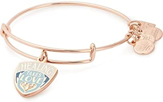Alex and Ani Charity by Design, Healing Takes Love Charm Bangle