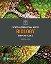 Edexcel International A Level Biology Student Book (Edexcel International GCSE)