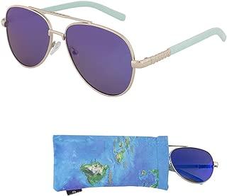REVO Aviator Sunglasses for Teens – Mirrored Lenses for...