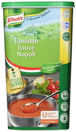 Knorr Collezione Italiana italienische Tomaten sauce Napoli 1er Pack (1 x 1 kg)