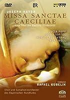 ハイドン:ミサ曲ハ長調「聖チェチーリアのミサ~祝福された聖処女マリアの賛美のミサ・チェレンシス」Hob.XXII:5 [DVD]