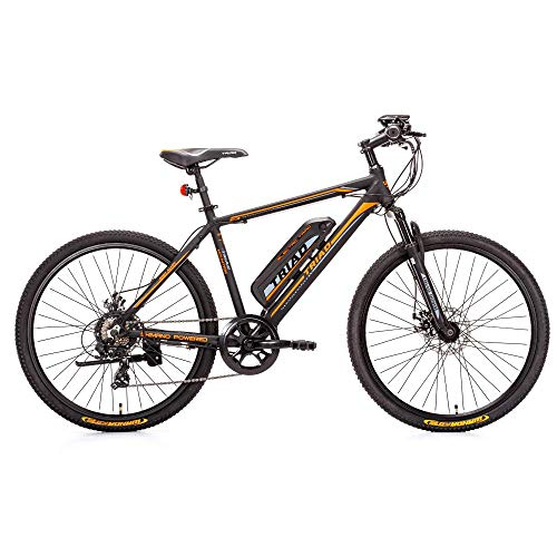TRIAD E3 26T Unisex Pedelec Electric Bicycle, 18'' Aluminium Frame...