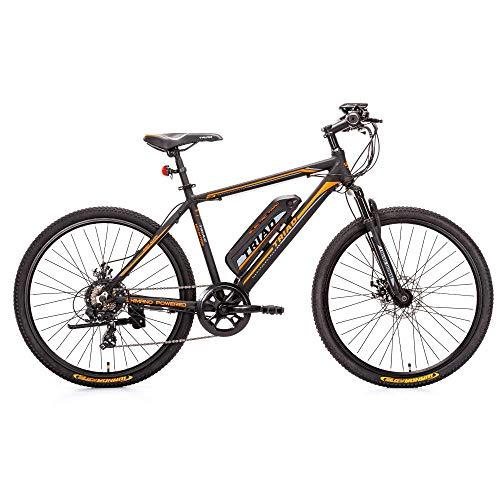 TRIAD E3 26T Unisex Electric Bicycle, 18'' Aluminium Frame Electric...