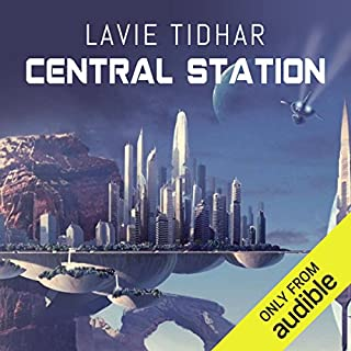 Central Station audiobook cover art