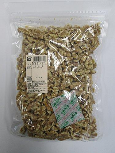 共立食品素焼きクルミ500g