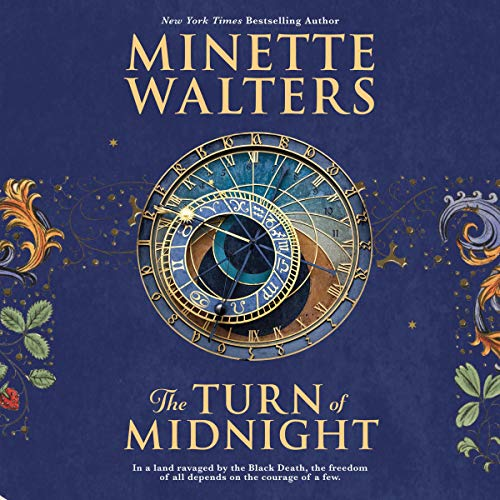 The Turn of Midnight audiobook cover art