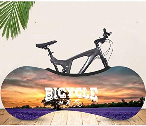 Yppss Bike Cover Bicycle Indoor Storage Cover-V3 Style-Best Solution for Indoor Bicycle Storage,Tire Size: 26-28 inches Color : V3, Size : 16055CM(2628INCH)