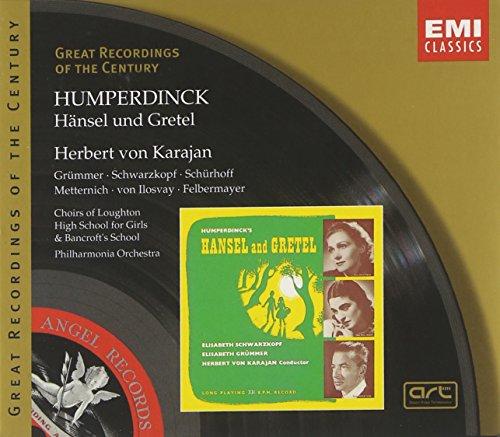 Hansel & Gretel-Comp Opera