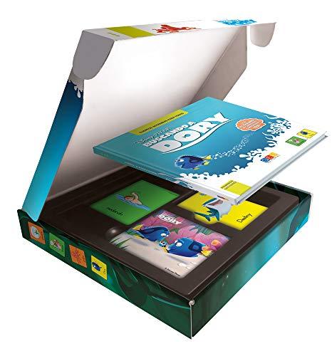 Buscando a Dory - Cuento con pictogramas / Editorial GEU / Facilita y fomenta la lectura / A partir de 3 años / Con tarjetas ilustradas en alta calidad (Niños de 3 a 6 años)