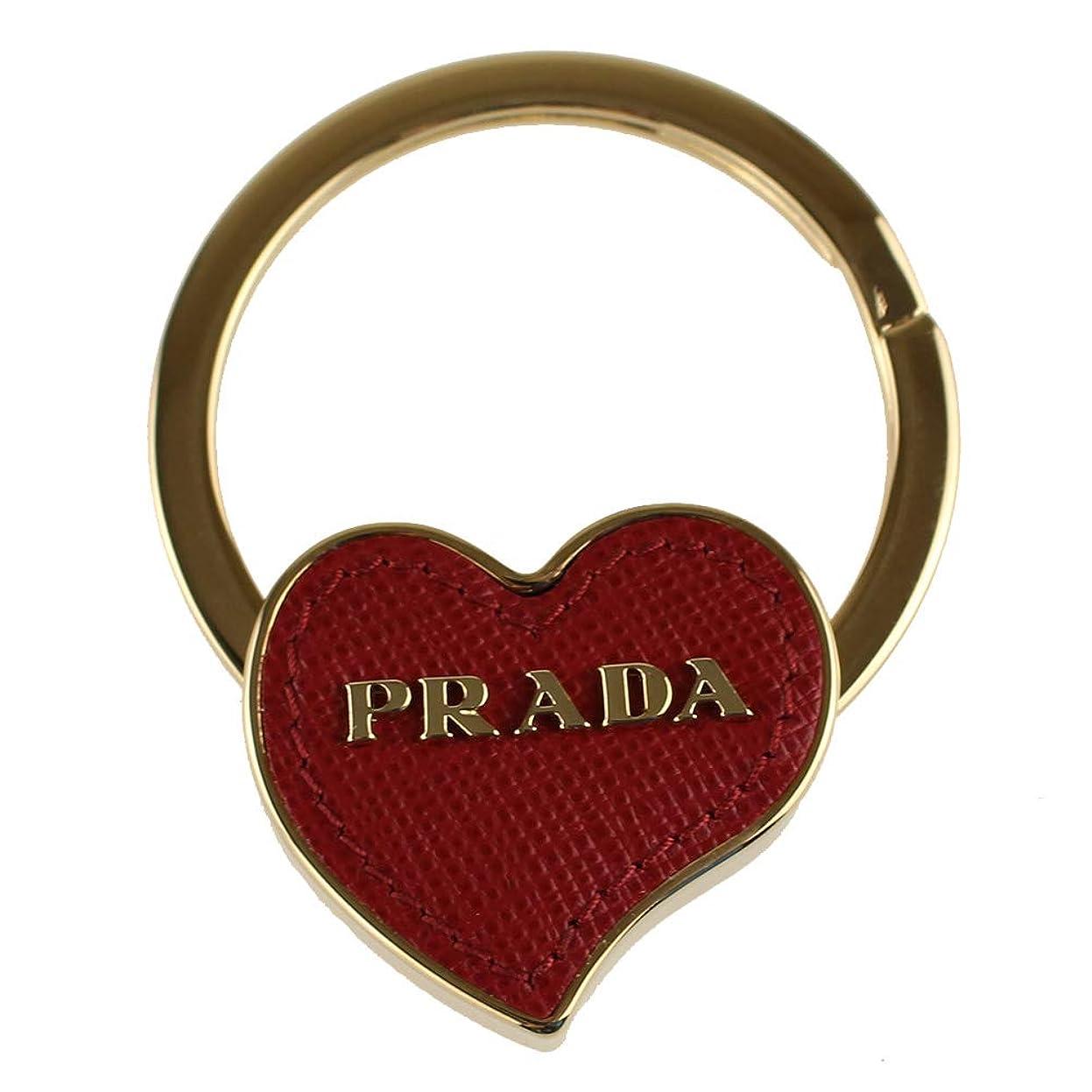 コロニアルメリートレイルプラダ PRADA レディース キーケース?キーリング IPP063 053 SAFFIANO