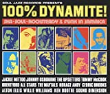 100% Dynamite! Ska,Soul,Rocksteady & Funk in Jamaika (2015 Expanded Edition / 2LP + Downloadcode) [Vinyl LP] - Soul Jazz Records Presents