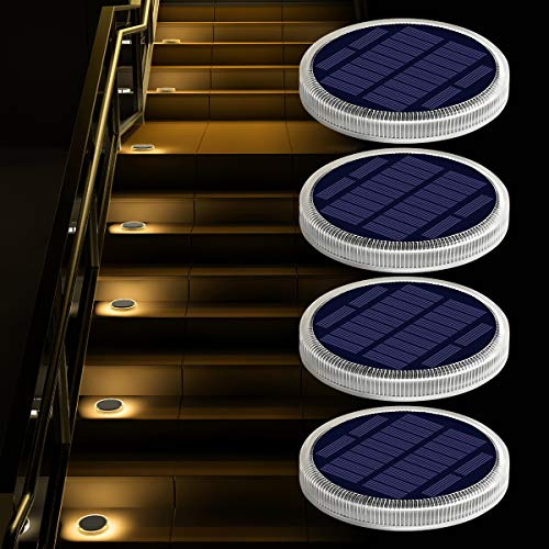 Best Solar Deck Lights yilaie