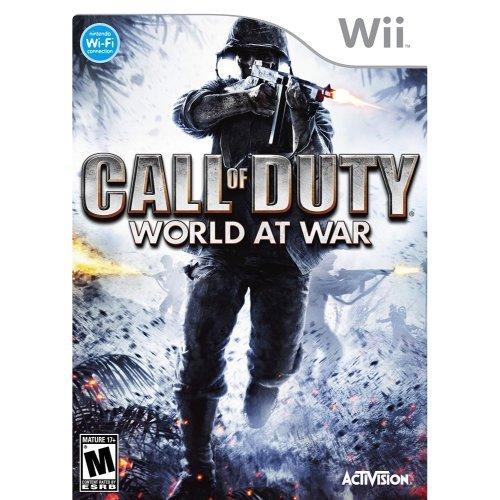 ACTIVISION Call of Duty: World at War - Nintendo Wii