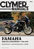 Yam XJ600 Seca II 92-98 (CLYMER MOTORCYCLE REPAIR)