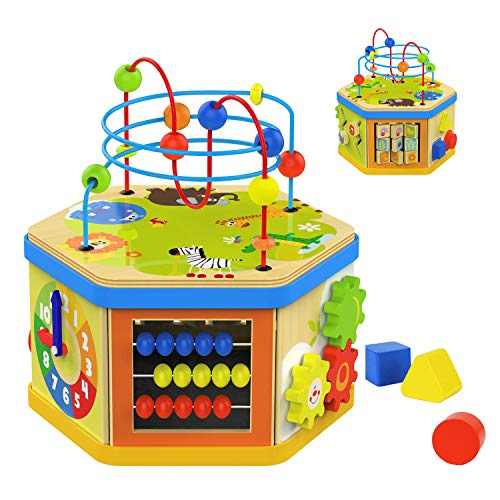 TOP BRIGHT Activity Cube Toys Baby...