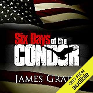 Six Days of the Condor  audiobook cover art