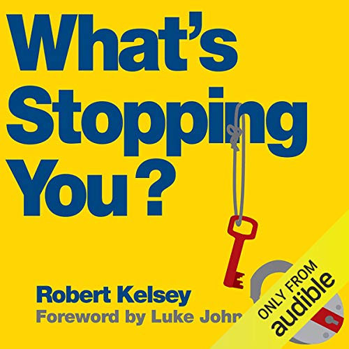 What's Stopping You? audiobook cover art