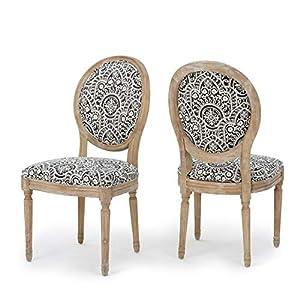51TkcGetITL._SS300_ Coastal Dining Accent Chairs & Beach Dining Accent Chairs