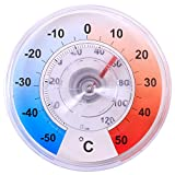 Outdoor Thermometers For Window