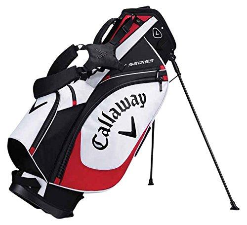 Callaway 2017 X Series Stand Bag Mens Golf Carry Bag-6 Way Top...