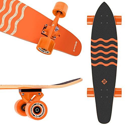 Street Surfing Kicktail Longboard Mixte...