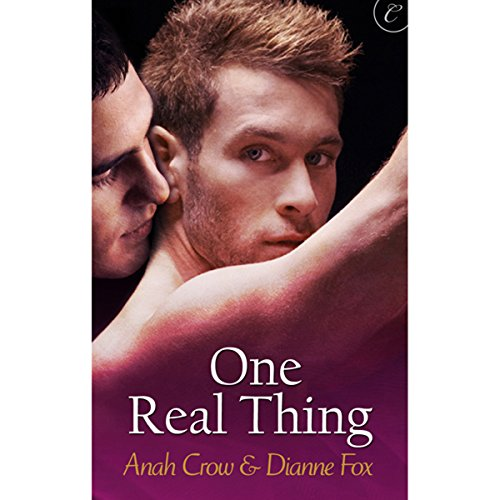 One Real Thing audiobook cover art