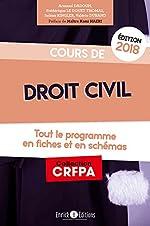 Cours de droit civil d'Armand Dadoun
