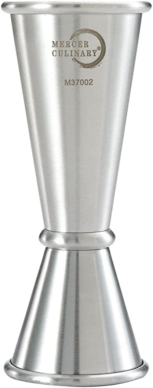 Barfly M37002 Japanese Style Jigger 25 Ml X 50 Ml Stainless