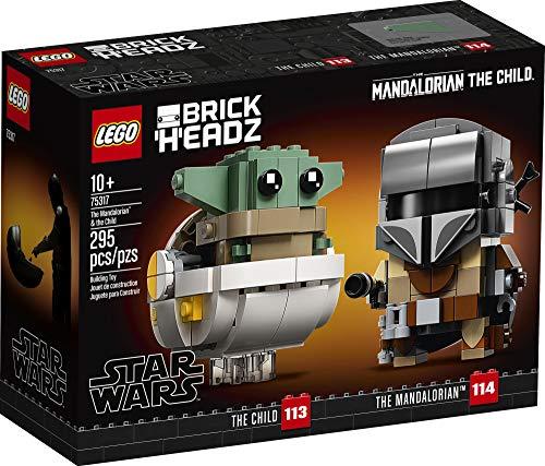 LEGO BrickHeadz Star Wars The Mandalorian The Child 75317 Building Kit