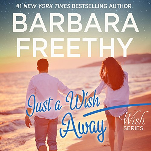 Just a Wish Away audiobook cover art