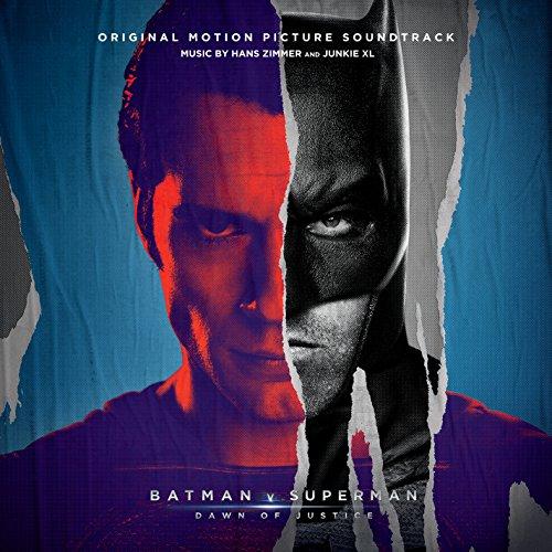 Batman V Superman: Dawn Of Ju [Vinilo]