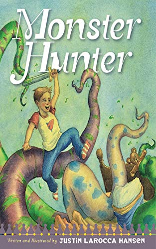 Monster Hunter (English Edition)